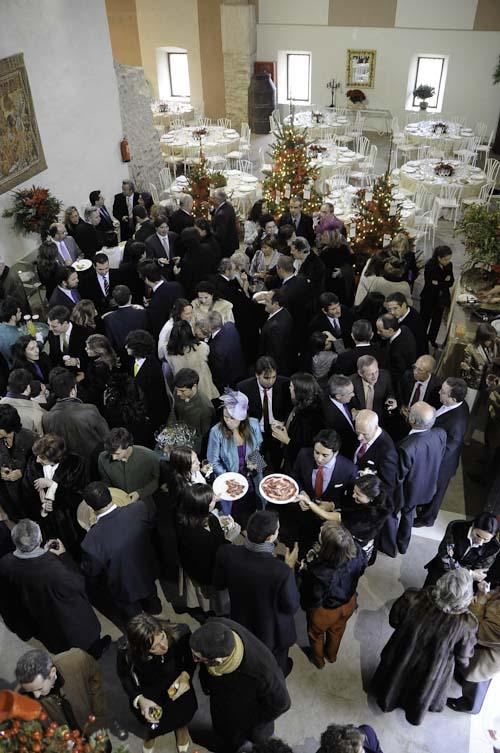 Invitados boda de navidad