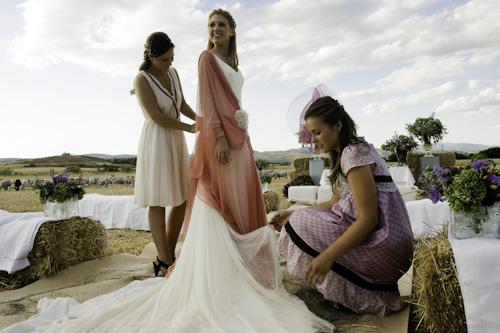 ¿Has pensado en los zapatos de novia que llevarás en tu boda?