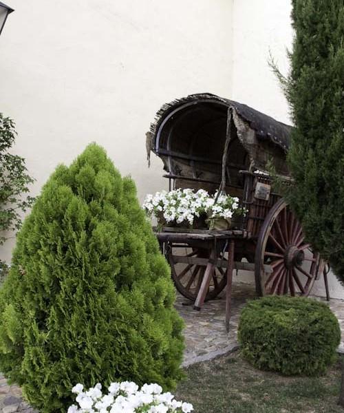 ¿Quieres dar un estilo rústico a tu boda? La finca Casa de oficios es el lugar perfecto.