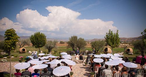 ¿Qué sitio te gusta más para la celebración de la ceremonia de tu boda?