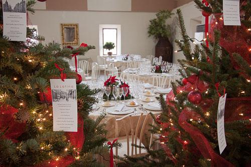 La navidad ha llegado a la Casa de Oficios y nos vamos de boda.