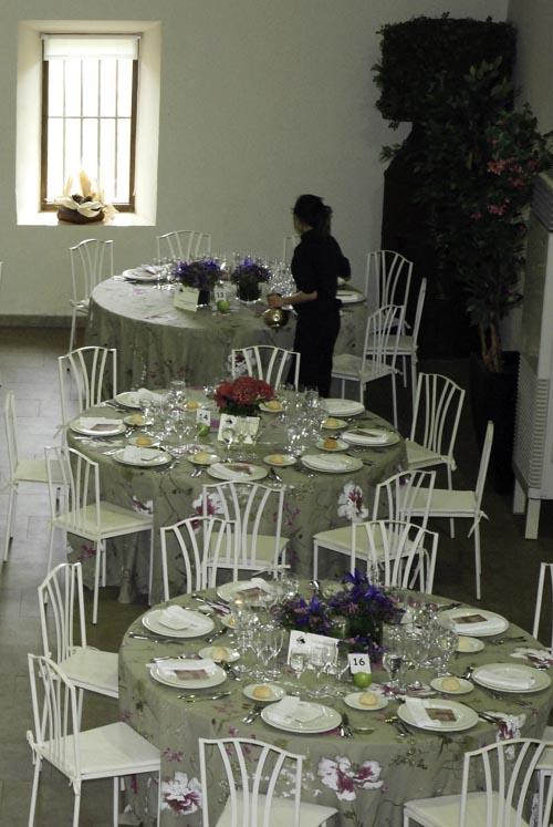 montaje boda casa de oficios