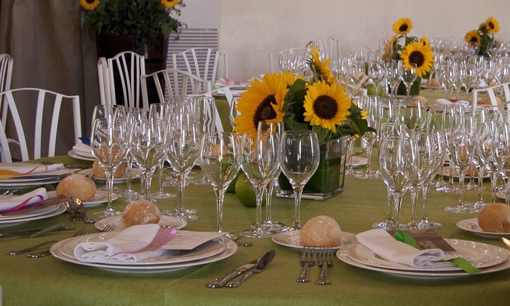 Ideas muy frescas para una boda de primavera