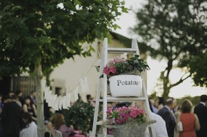 boda con mensaje
