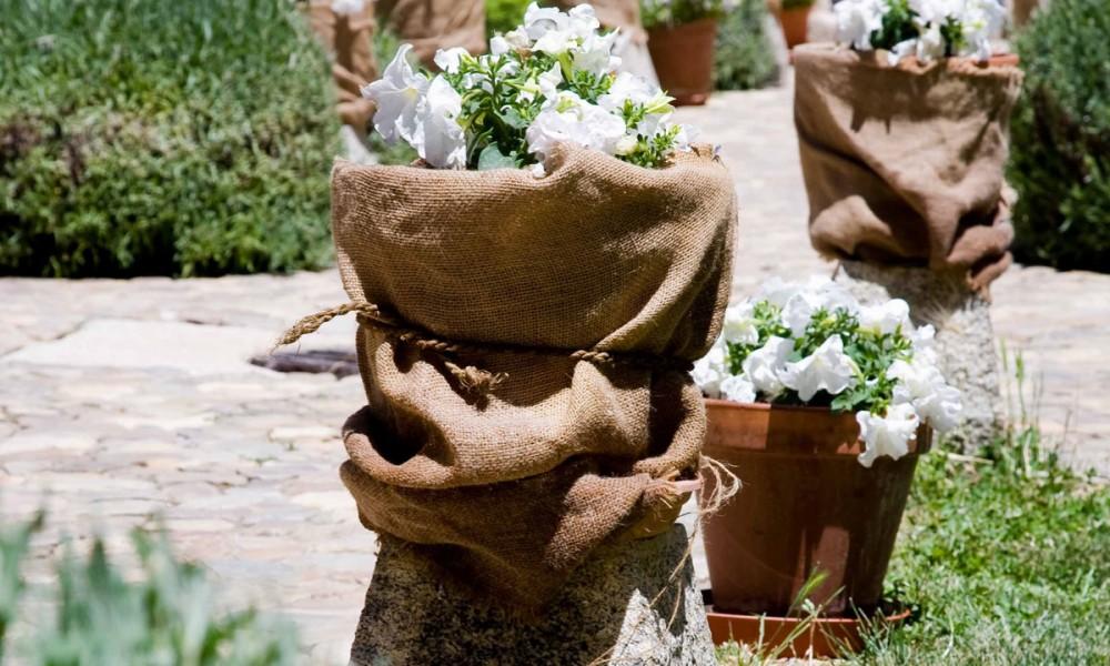 Casa de Oficios: 3 detalles muy originales para la decoración de tu boda