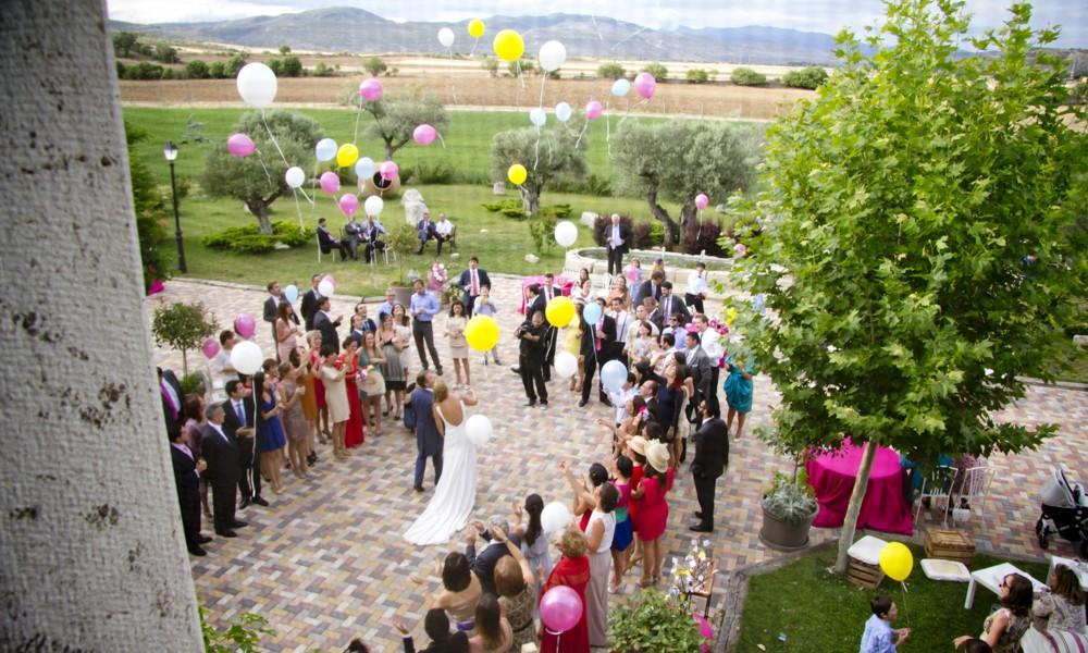 ¿Quieres celebrar tu boda al aire libre?