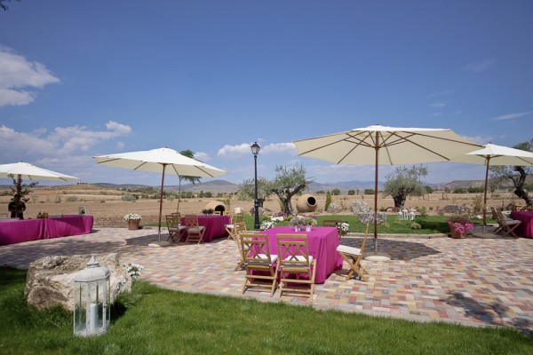 jardín casa de oficios