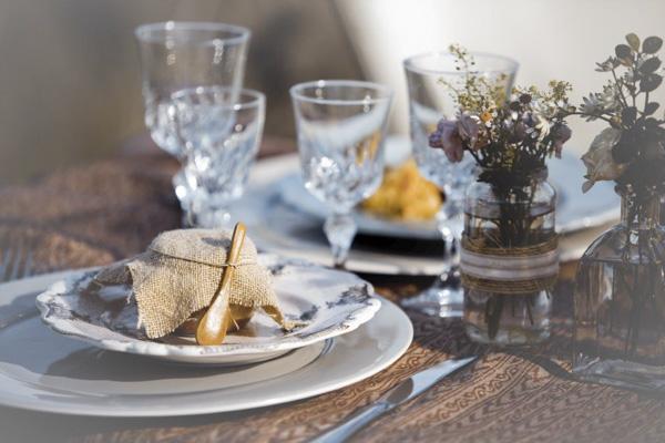 boda vintage laurel catering