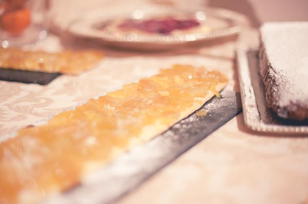 bodegón de postres laurel catering