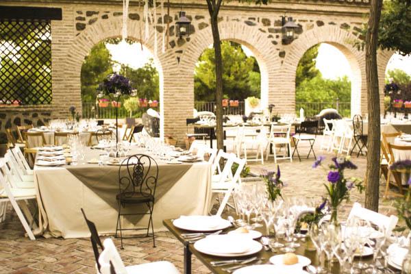 Últimas tendencias en decoración para la finca en la que celebrarás tu boda en Madrid