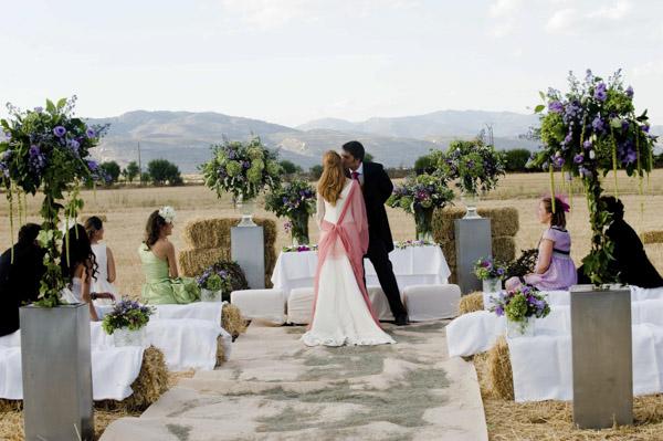 Finca Casa de Oficios: el lugar ideal para organizar tanto la ceremonia como la celebración de tu boda.