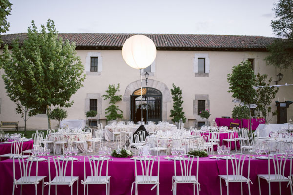 ¿Cómo organizar una boda al aire libre sin olvidarte ningún detalle?