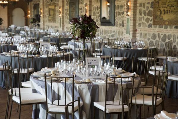 Mantelerías para bodas: Tendencias del 2015