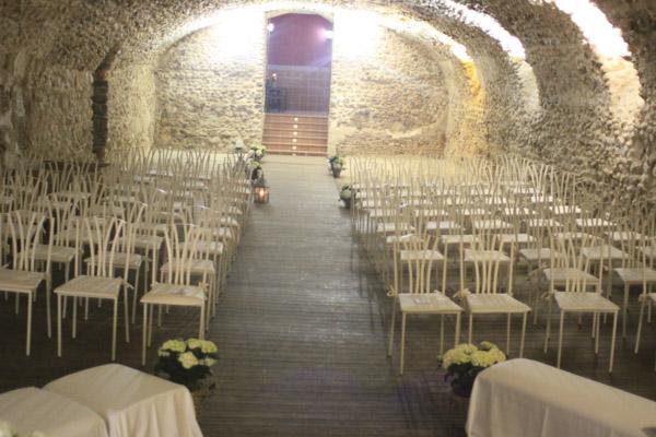 ceremonia casa de oficios