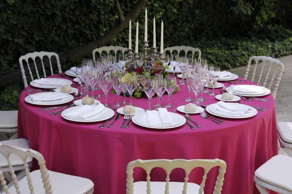candelabro plata para bodas