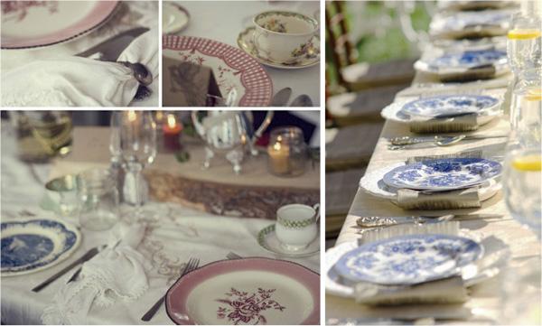 Bodas Vintage: Todo un clásico de las bodas.