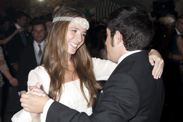 Un primer baile de boda muy especial