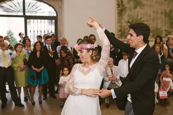 baile novia