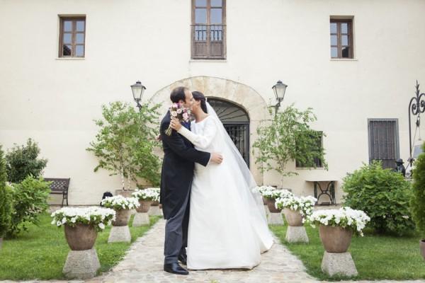 La calidez de una boda de otoño