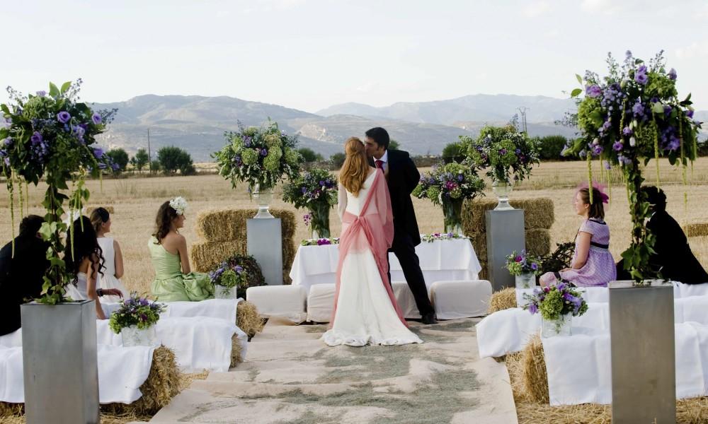 Cómo sentar a tus invitados de boda