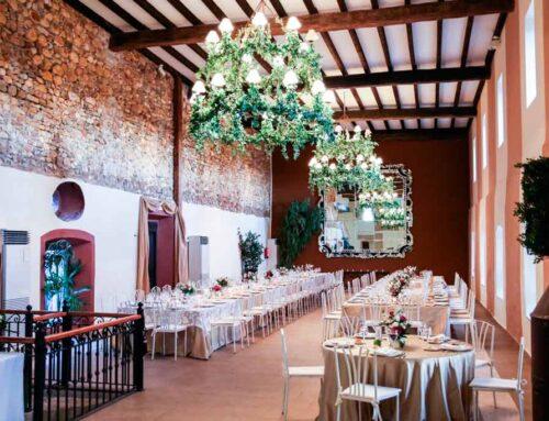 3 estilos diferentes para una boda en primavera